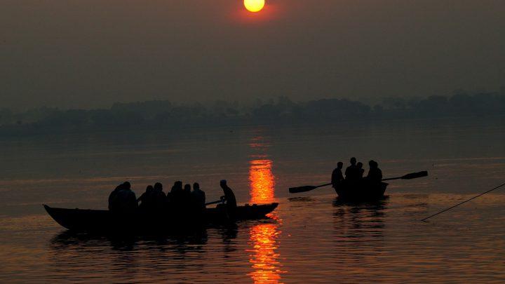 Święta rzeka Ganges