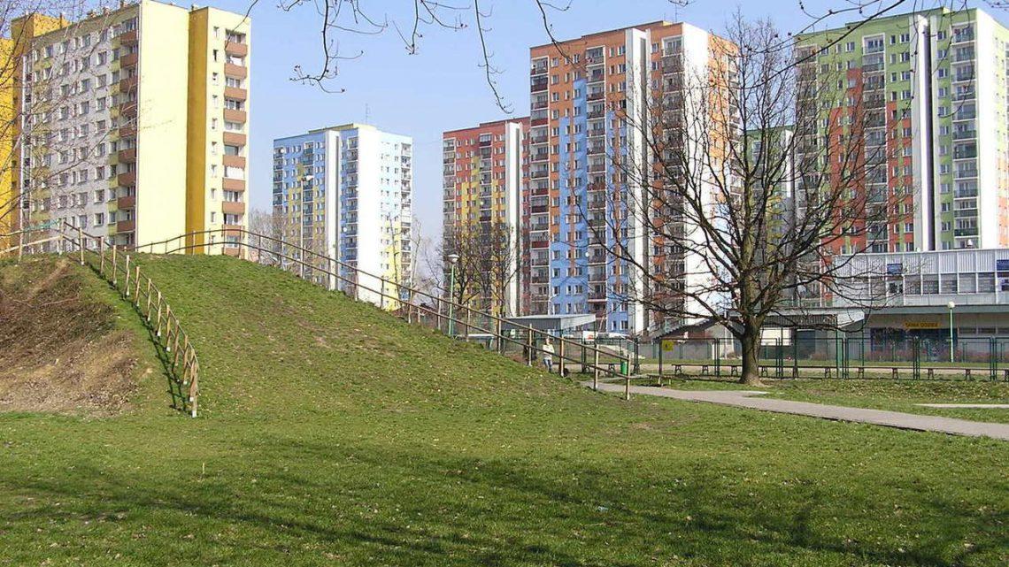 Francuskie zagospodarowanie miejskie